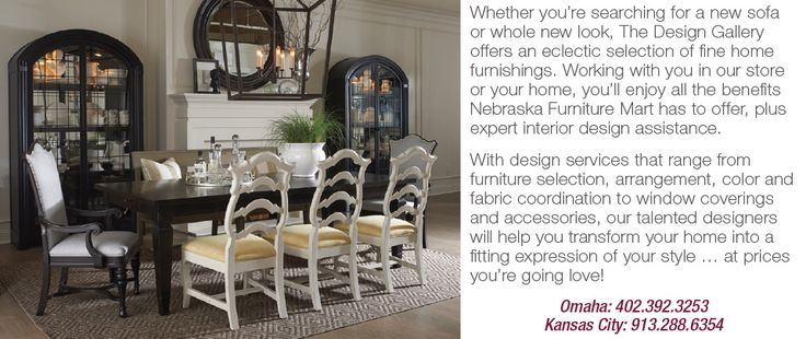 Nebraska Furniture Mart: Design Gallery, Cabinets For Dining Room