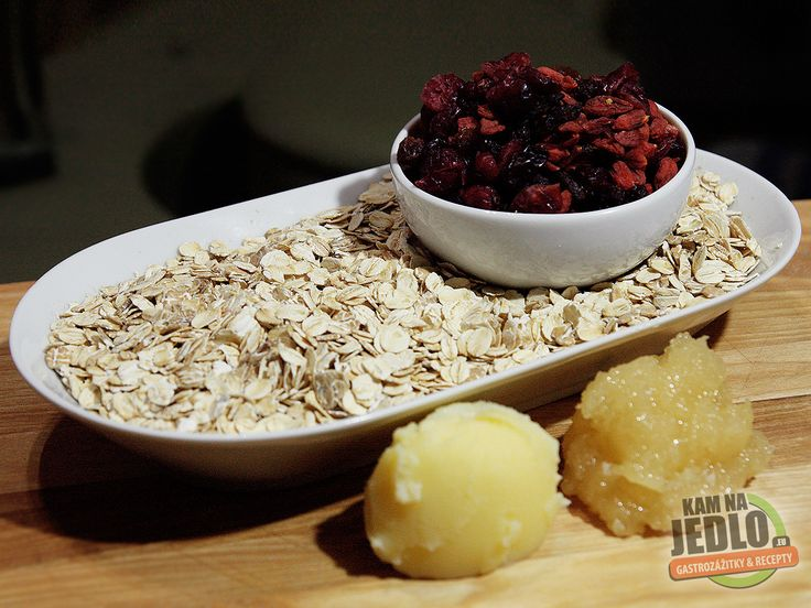 Chrumkavé ovocné müsli | Kam na jedlo?