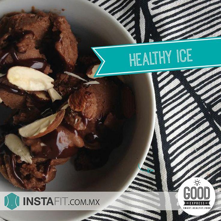 Helado Healthy | Perfecto para el calor!