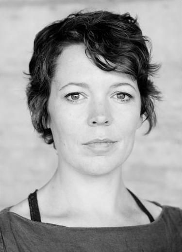 Olivia Colman - quite possibly my favourite actress.