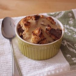 Baileys Bread Pudding with Whiskey Butter Sauce - I made this when company was over - it was phenomenal.