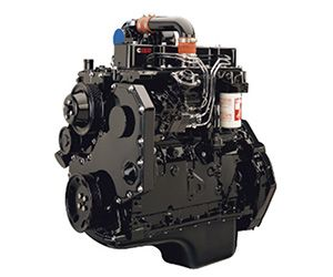 4BT (3.9 liter) Cummins diesel engine