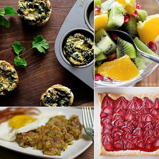 Easy Brunch Recipes The Kids Can make on Mothers Day (with a little help)