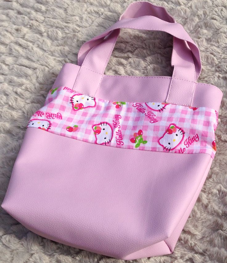 Hello Kitty Girls Inspired Handbag https://www.etsy.com/uk/shop/Thimbles1?ref=hdr_shop_menu