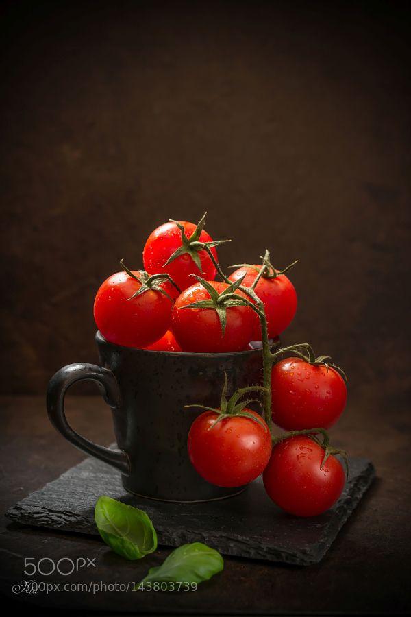 Tomato by NguyenThuyDuong #landscape #travel