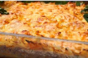 Потрясающе вкусная запеканка из капусты: ужин для всей семьи - Jemchyjinka.ru