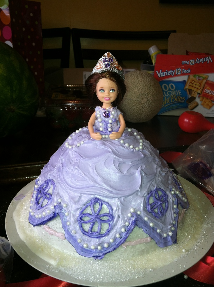 Sofia The First Wilton Cake Pan