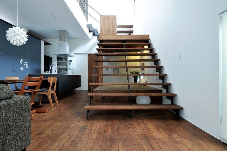 ISK-house 家族のつながりを生む家