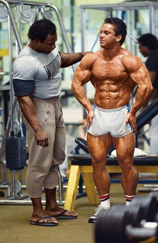 Richard Gaspari | Modern Bodybuilding | Pinterest | The o'jays, The