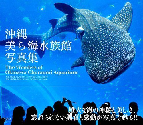 Amazon.co.jp: 沖縄美ら海水族館写真集 -The Wonders of Okinawa Churaumi Aqarium-: 沖縄美ら海水族館, 宮地 岩根, 守谷 美峰: 本