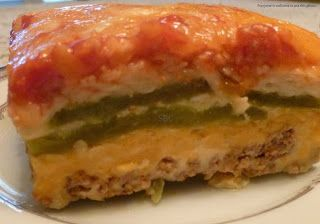 Now You Can Pin It!: Chili Relleno Casserole