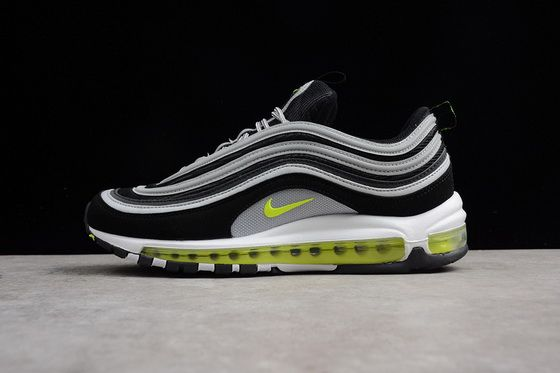 c0d5f08dfbb027 Nike Air Max 97 Og Neon Black Volt Grey White 921826004 Shop Sneaker ...