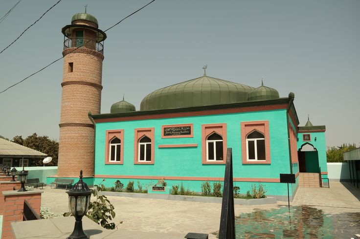 Imiri #Georgia #Marneuli #Mosque