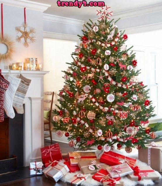 Christmas Tree Decorations 2014 584 best christmas trees images on pinterest | christmas time