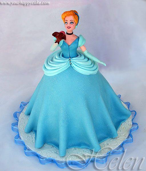 Disney Cindy Toddler Doll H15: 125 Best Images About Disney Princess Cake On Pinterest