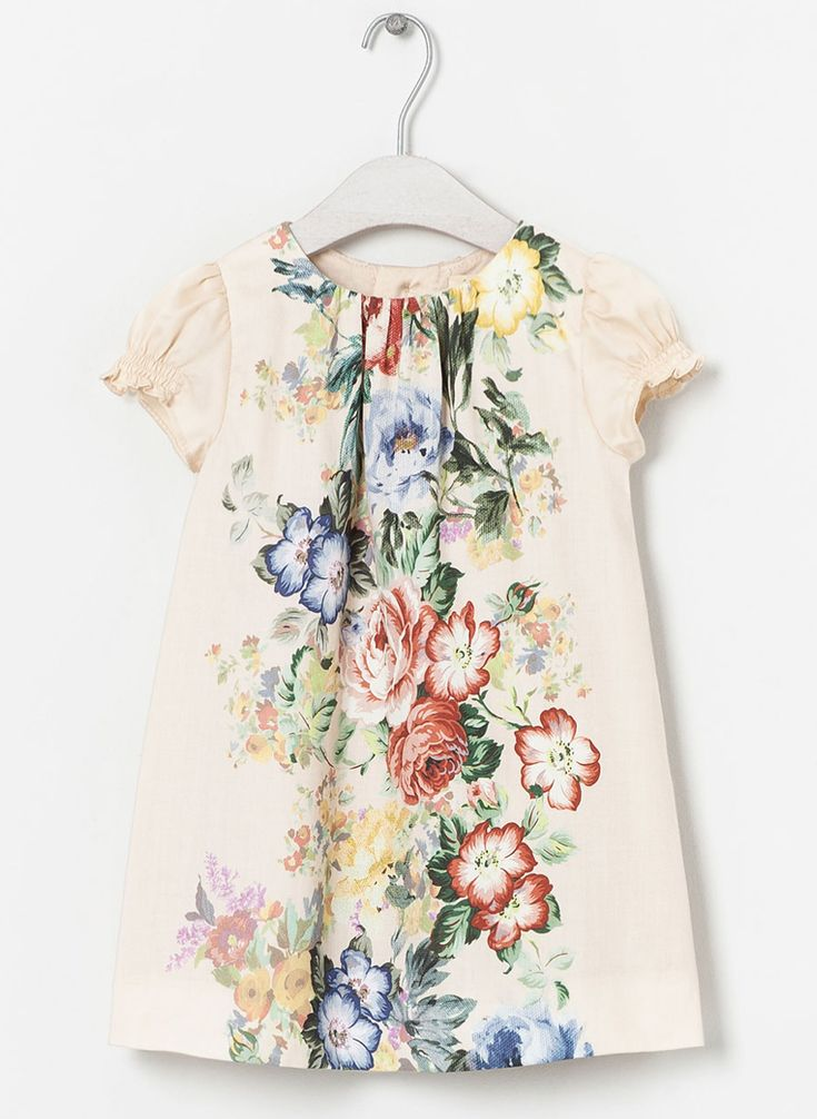 http://www.trendzystreet.com/clothing/dresses - Zara floral girl's dress