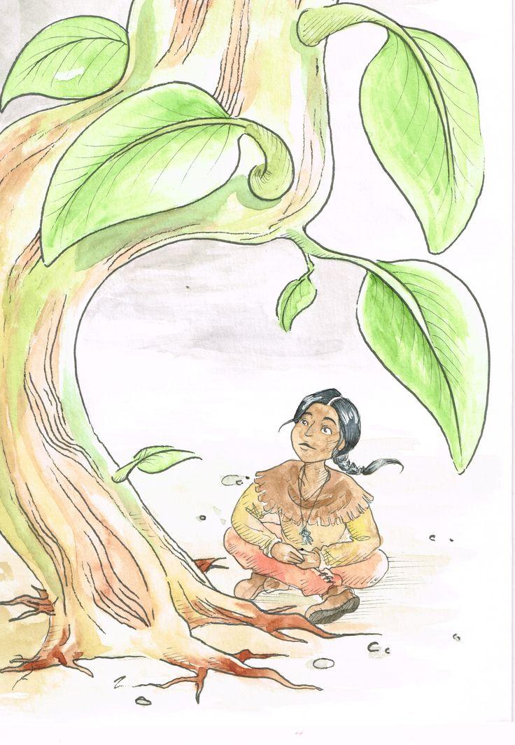 Regarde-la-lune. Clara Vialletelle pour le Journal de Fanette et Filipin N°6. La petite revue enchantée des enfants de 3 à 10 ans. Magazine jeunesse alternatif en lien avec les saisons : des histoires, des contes, des jeux, des bricolages, des poèmes, des recettes de cuisine… Trimestriel disponible sur abonnement.