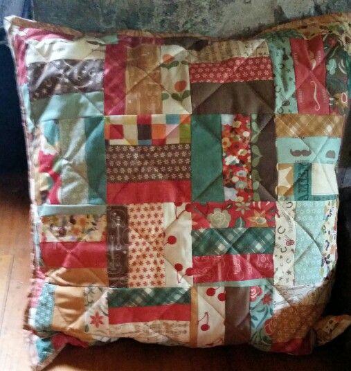 Verity's cushion