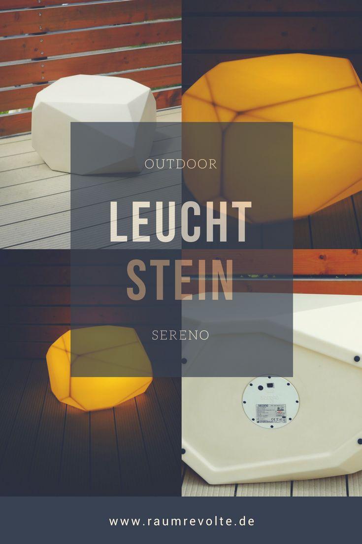 Autarkes LED Leuchtmöbel Für Balkon, Terrasse, Garten In Kirstallform.  Sitzbank Sereno Von Degardo