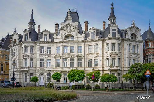 Cogels Osylei, Zurenborg, Antwerpen, België.  Antwerpen, Antwerp, België, Belgium, Amberes, Bélgica, Belgique. My Belgium Collection