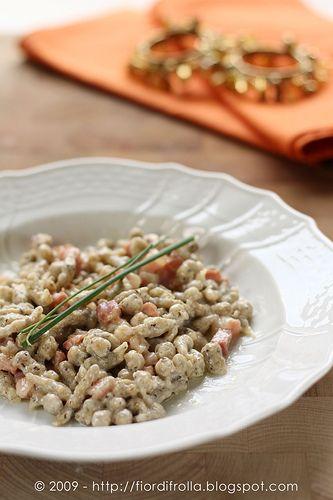 Spaetzlen di grano saraceno - Fior di frollaFior di frolla |