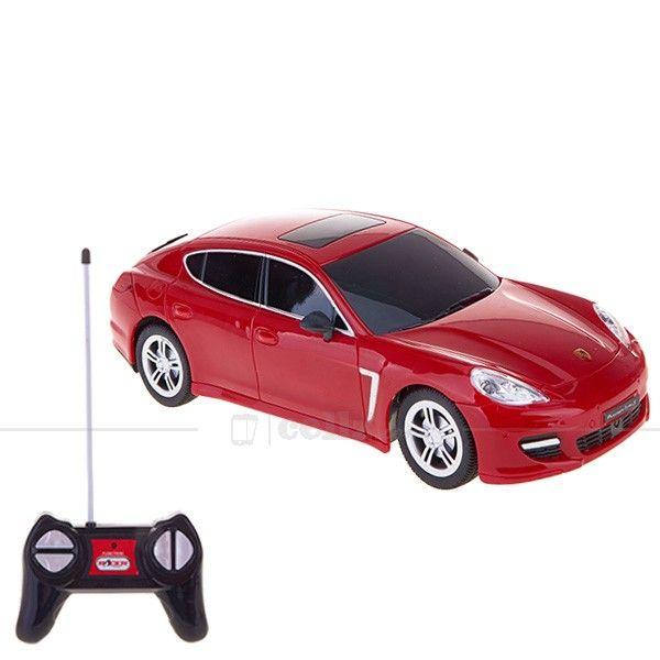 Sports Car 1:24 Scale Full Function Model Car - Radio Control #race #car #toy #cellz