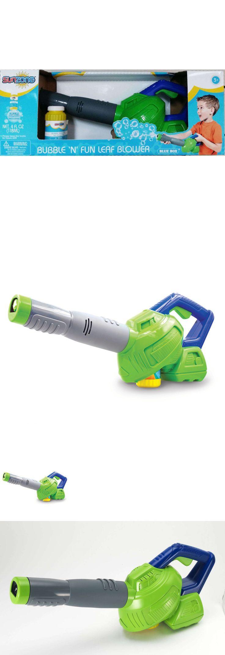 leaf blower bubble machine