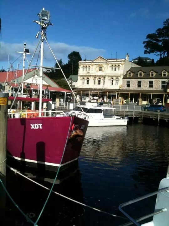Our Beautiful Strahan photo credit to Murrays Day out tasmania 11.2014