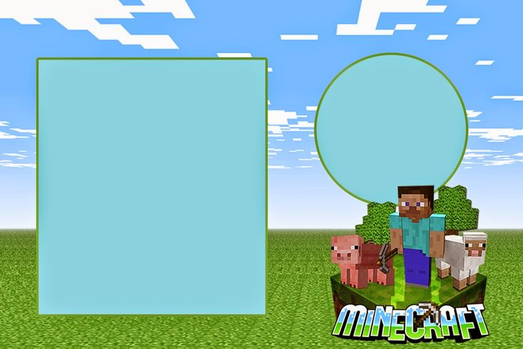 Minecraft Party Invitations was great invitation layout