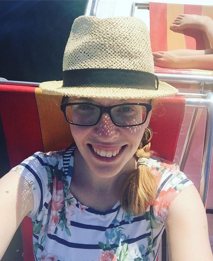 Der Beweis: ich im Tretboot auf dem Wannsee! Zu viert. Voll toll. #Wannsee #Tretboot #Familie #Wasser #berlin