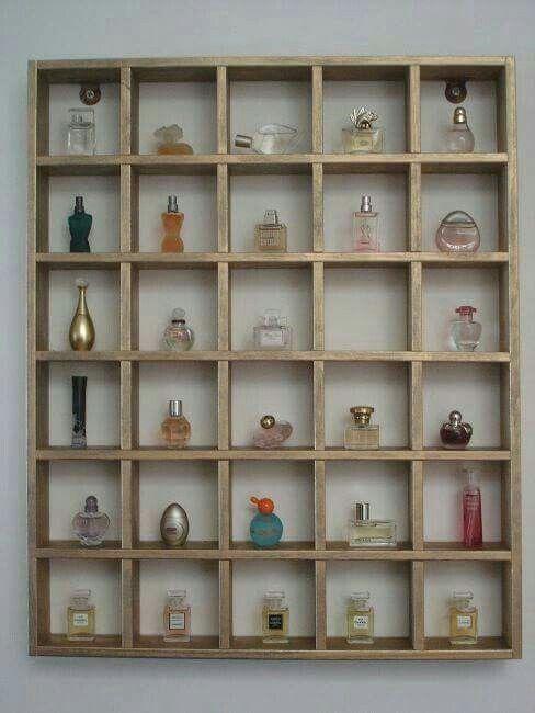 Best 25+ Perfume display ideas on Pinterest   Perfume storage ...