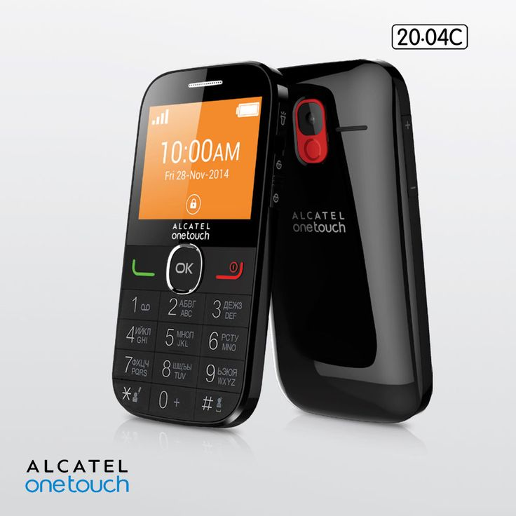 alcatel one touch cell phone manual