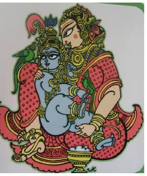 BApu Bomma,Chini Krishnaudu yashoda