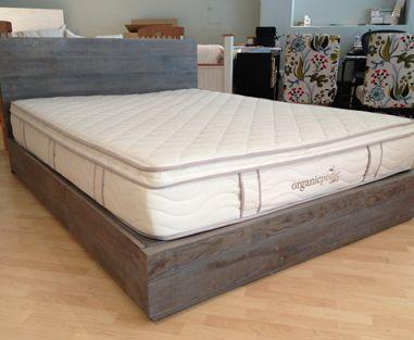 zuma bed frame duo mattress