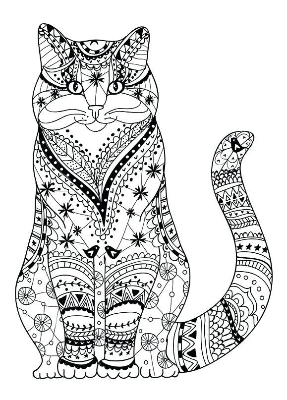 Cat Coloring Pages For Adults Best Coloring Pages For Kids Animal Coloring Pages Cat Coloring Page Coloring Pages