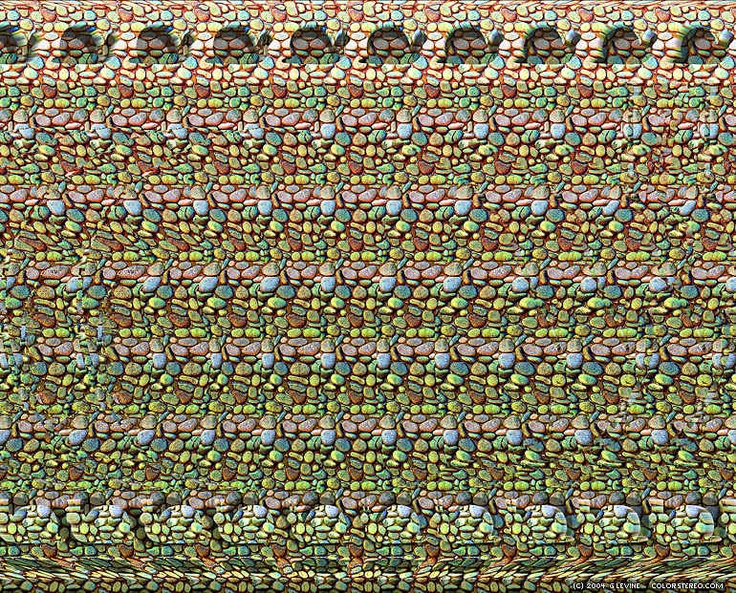 Final, sorry, Stereogram two images nude phrase