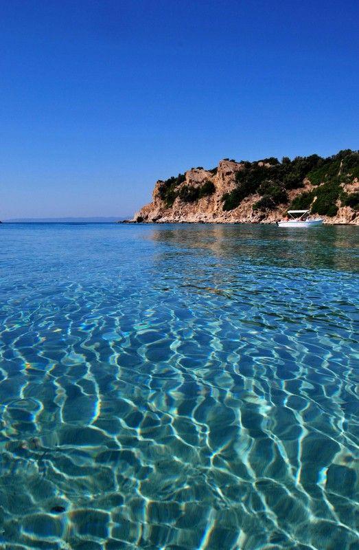 Ammouliani Island, Ouranopolis, Greece Copyright: Maria Varipati