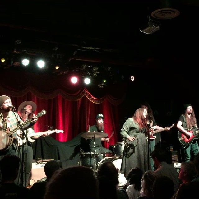 Sun Ra Arkestra, The Marcus King Band & directed by Marshall Allen performed on Thursday at Brooklyn Bowl