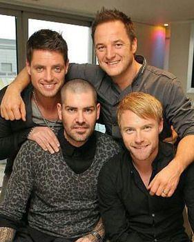 Boyzone.