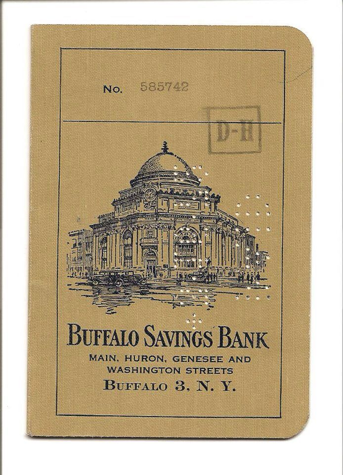 buffalo savings bank New buffalo savings bank always has your family's financial interests in mind locally owned and operated for 90 years.