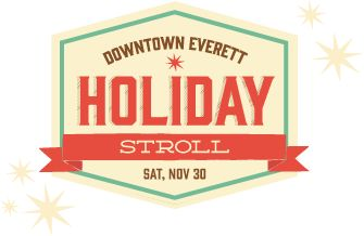 Holidays In Downtown Everett