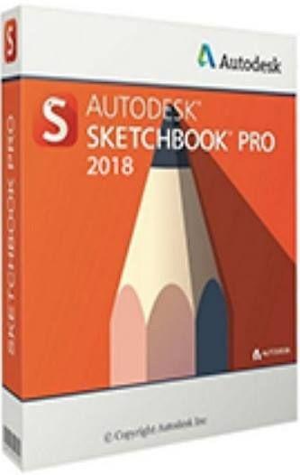 Autodesk SketchBook Pro 2018 Free Download