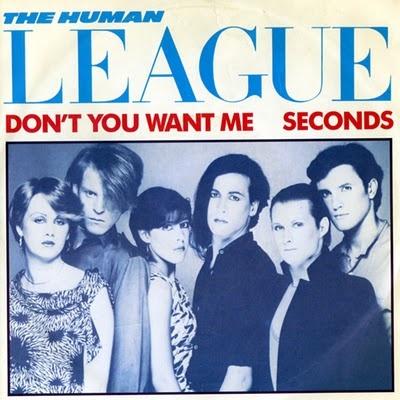 1980's Human League