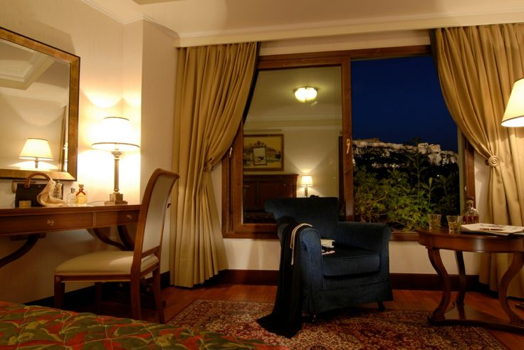Who can resist this #view? Electra Palace Hotel #Plaka Athens http://www.truegreece.com/greece-hotels-greek-islands/athens-hotels/electra-palace.html#!prettyPhoto