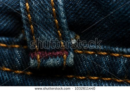 close-up of jeans texture, denim , linen , fabric background