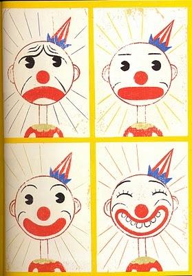 clown gevoelens
