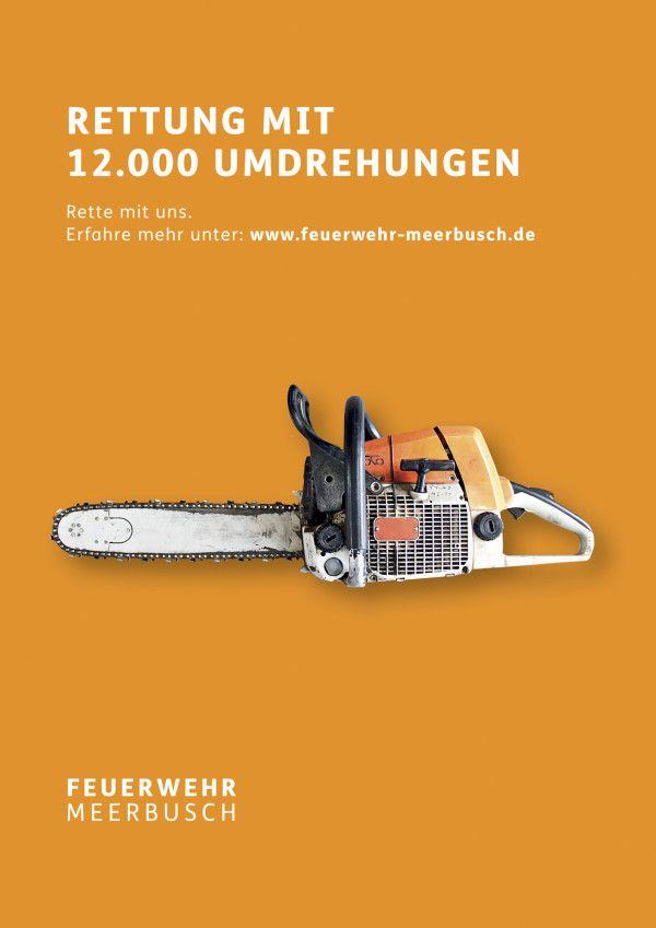 Imagekampagne für die Feuerwehr Meerbusch