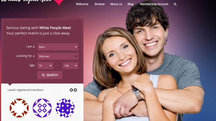 Where White People Meet, the controversial new dating site, explained - Vox