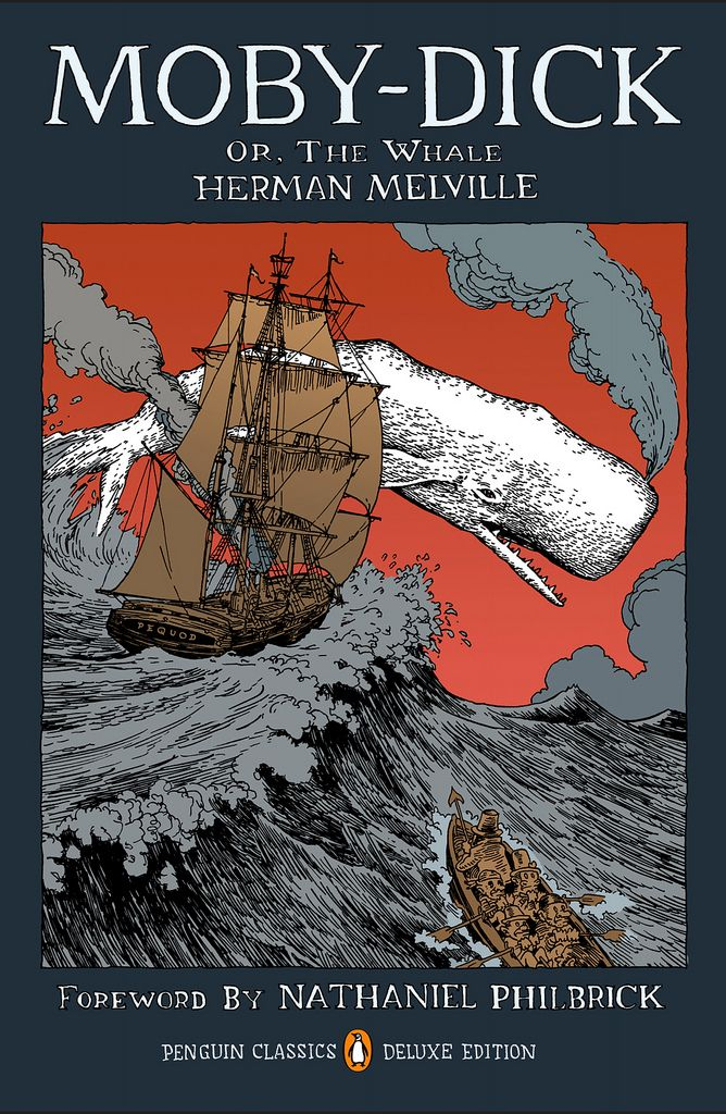 Moby Dick by H. Melville