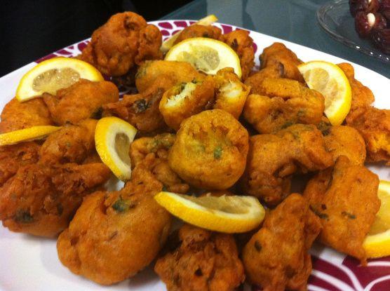 Fish Pakora (recipe 1)